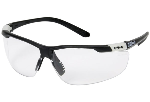 Safety Works SWX00255 Adjustable Safety Glass, Clear Lens
