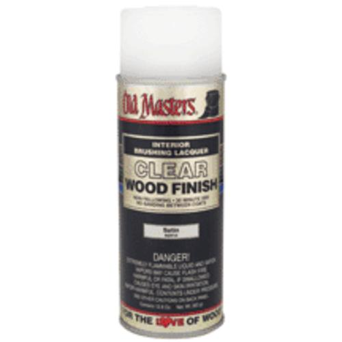 Old Masters 92910 Clear Wood Finish, Satin, Spray