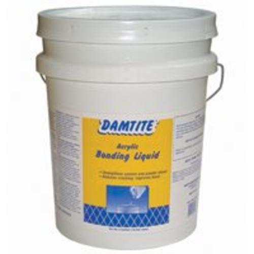 Damtite 05500 Acrylic Bonding Liquid, 5 Gallon