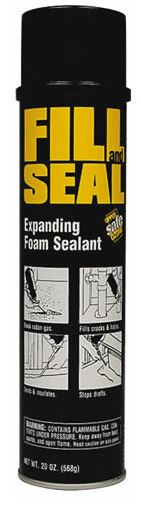 Dow 157860 Triple Expanding Foam Sealant, 20 Oz