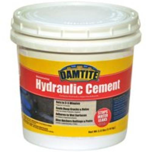 Damtite 07031 Waterproof Hydraulic Cement 2.5 Lb