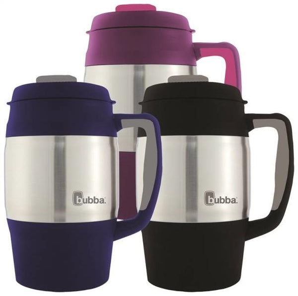 Bubba 1954294 Insulated Mug, 34 Oz, Assorted colors