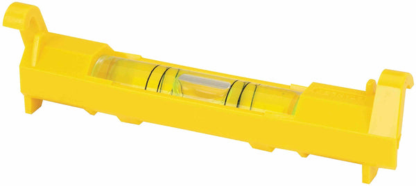 Stanley 42-193 High Visibility Plastic Line Level, Yellow