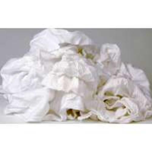 Trimaco 10860 Hospital Use Wiping Cloths, White, 50 Lbs.