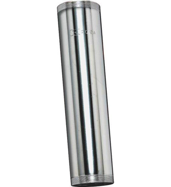 "Plumb Pak PP20211 Threaded Both Ends Extension Tube, 1-1/2"" x 6"""