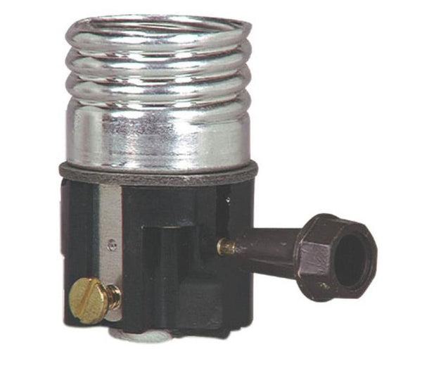Cooper Wiring 3925-BOX Lampholder Interiors With Turn Knob