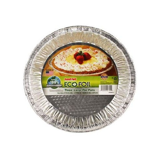 Handi Foil 20305TL.010 Eco-Foil Large Pie Pan