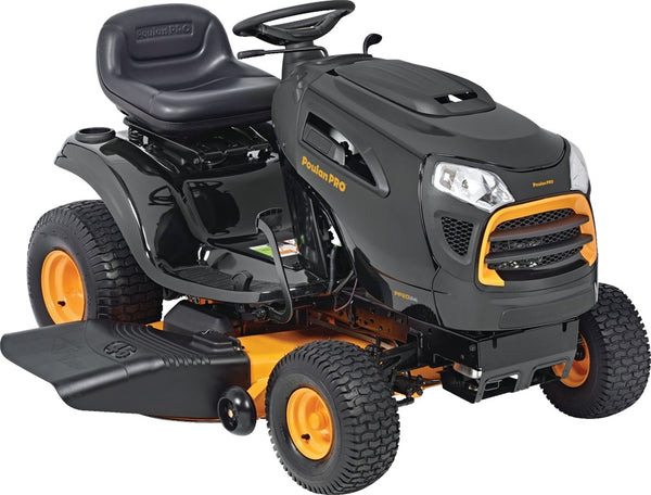 Poulan PRO PP20VA46 Briggs & Stratton Automatic Gas Front-Engine Riding Mower, 20 HP