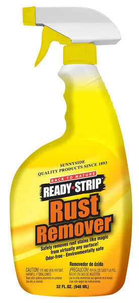 Back To Nature 66732  Ready-Strip Rust Remover, Water-Based, 32 Oz