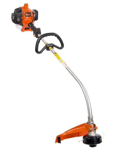 Tanaka TCG22EAP2SLB 21CC 2-Cycle Curved Shaft String Trimmer, Gas Powered