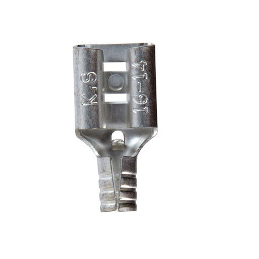 Jandorf 60873 Uninsulated Disconnect Female Terminal, 0.25""