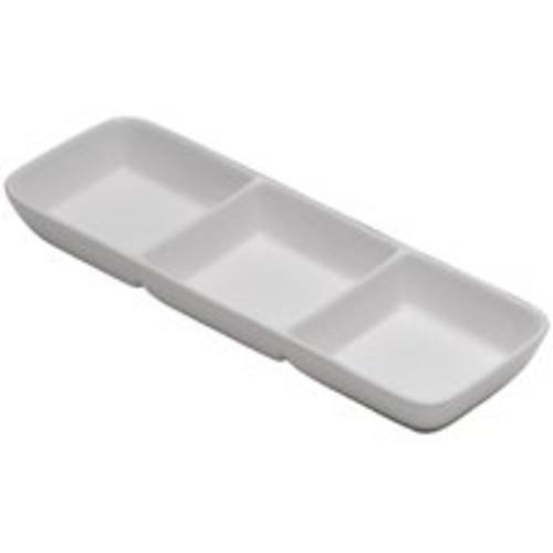 Oneida FT101X22 Chef Dip Dish, 3 Section