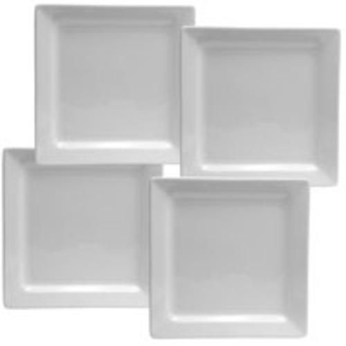 Oneida FT101X2X4S Square Salad Plate