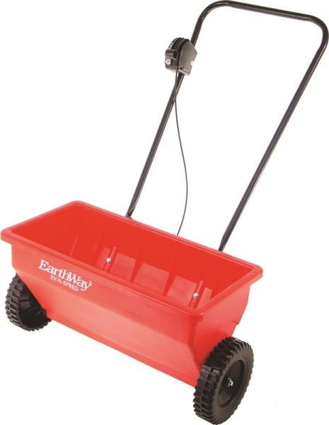 Earthway 7350SU Residential Drop Spreader, 75 lbs Capacity