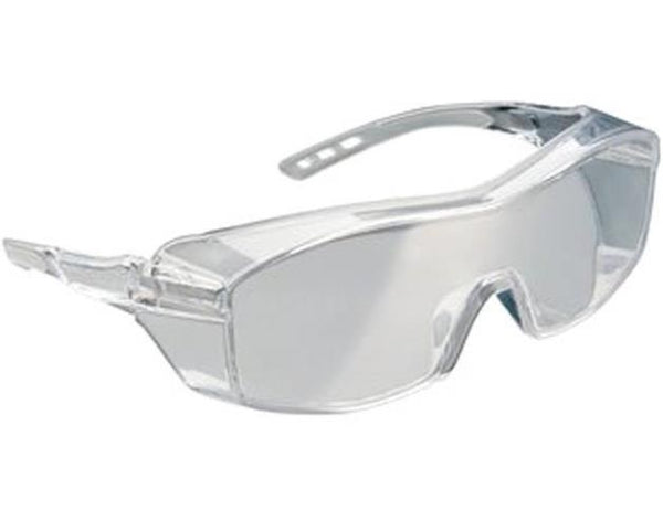 3M 47030-WV6 Anti-Scratch Eyeglass Protector, Clear Lens