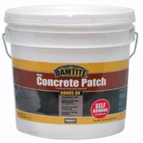 Damtite 04012 Bonds-On Vinyl Concrete Patch, 12 Lb