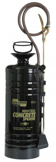 Chapin 1449 Industrial Viton Concrete Funnel Top Sprayer, 3.5 Gallon