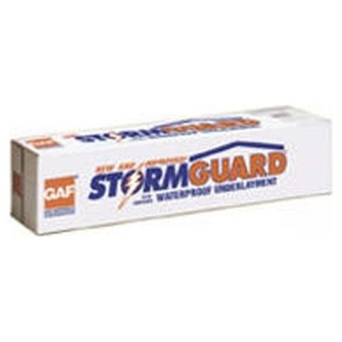 Gaf Materials 0915000MV Film Storm Guard 200 Sq.Ft.
