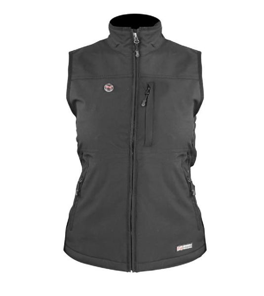 Mobile Warming MWJ13W02-LG-BLK Whitney Women's 7.4v Heated Vest, Large