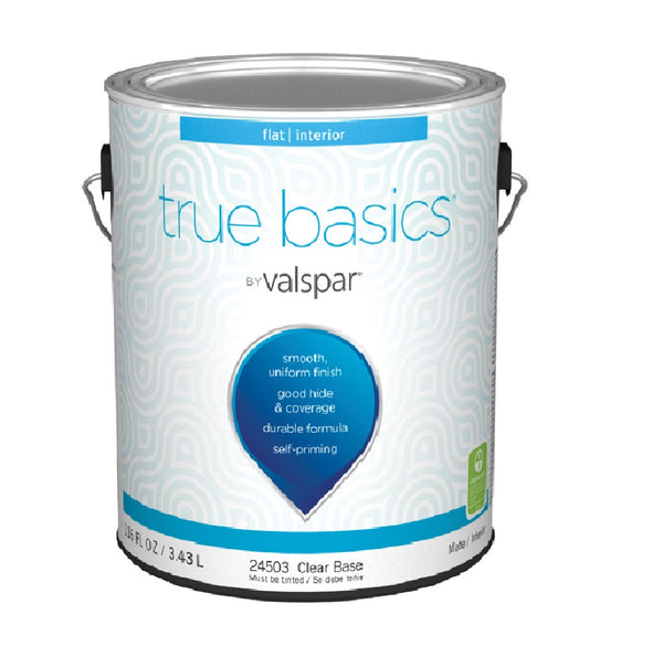 Valspar 080.0024503.007 True Basics Interior Flat Paint