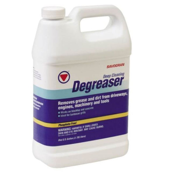 Savogran 10733 Driveway Cleaner & Degreaser, 1 Gallon