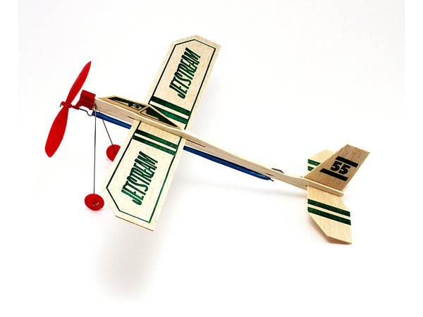 Guillow's 55 Rubber Band Airplane With Wheel
