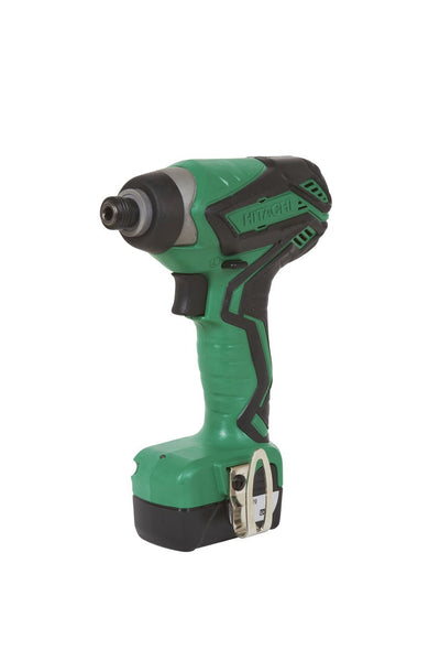 Hitachi WH10DFL2 Peak Lithium Ion Impact Driver, 12 Volts