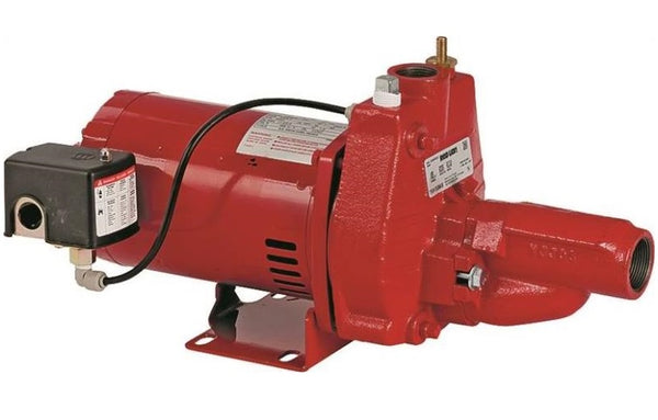 Red Lion 602136/RJC-50 602136 Convertible Jet Pump, 11.1 Gpm