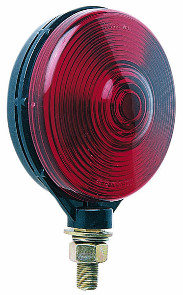 Peterson V313-2 Single-Face Pedestal-Mount Stop/Tail Light, Red