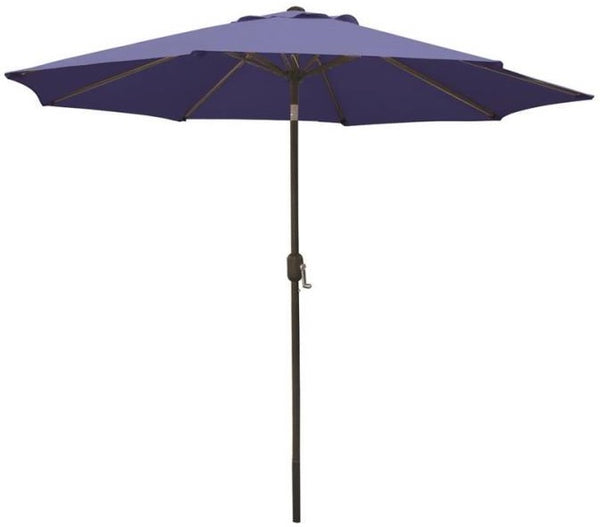 Seasonal Trends 60033 Market Crank Umbrella, Blue