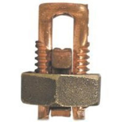 Erico ESB1/0  Split Bolt Connector, Silicone Bronze