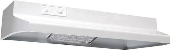 "Air King AR1303 Range Hoods, 30"", White, 180 CFM"