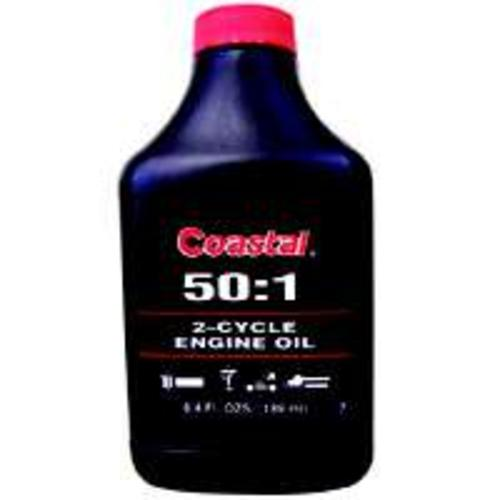 "Warren Unilube 30484 ""Coastal 50: 1"" Two-Cycle Oil 6.4 Oz"