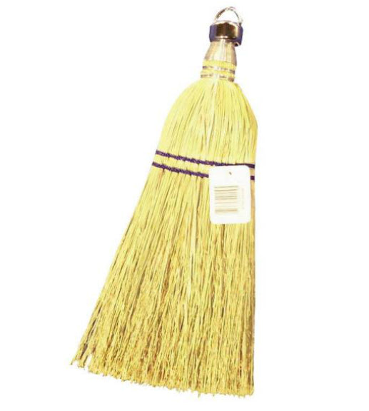 Chickasaw & Little Rock 19 Corn Whisk Broom, 7-1/2""