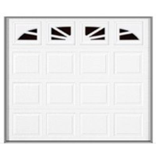 Wayne 9100 Williamsburg Garage Door W/Window, 9' x 7'