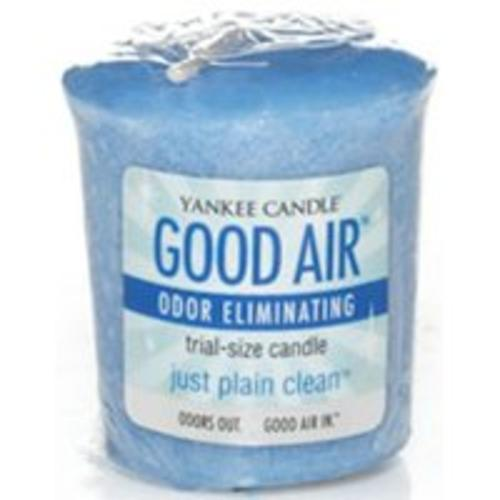 Yankee Candle 1254227 Good Air Votive Candle Clean
