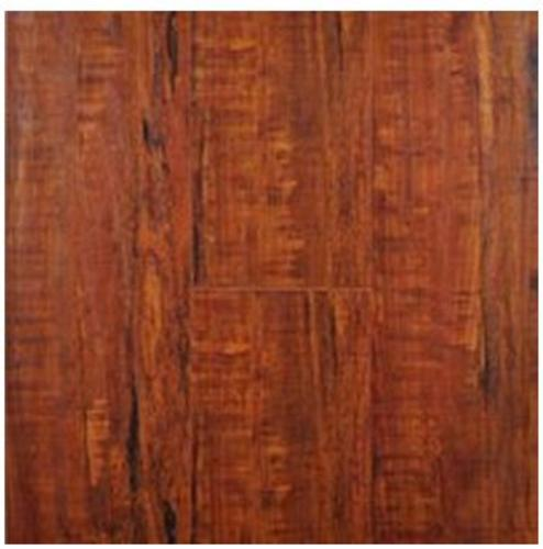 Courey International 21231184 Laminate Flooring, Asian Mahogany