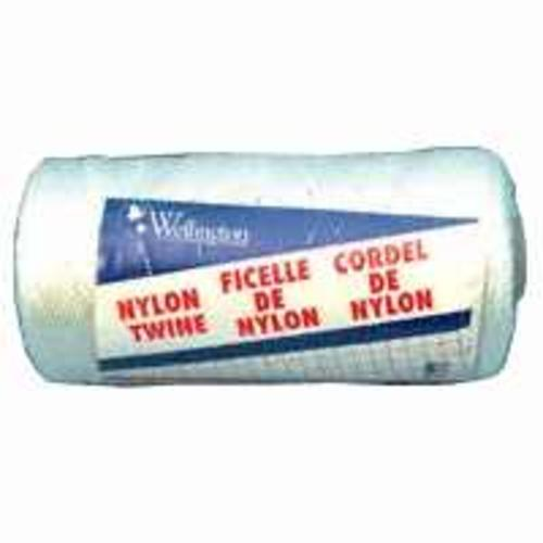 Wellington 10475 Nylon Seine Twine, 1400', White