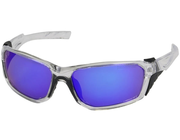 Safety Works SWX00211 Full Frame Safety Glass, Blue Mirror Lens