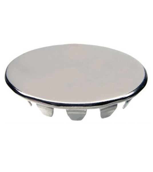 Danco 80246 Snap-In Faucet Sink Hole Cover, Stainless Steel