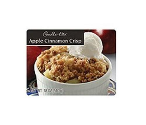 Candle Lite 3827021 Apple Cinnamon Crisp Scented Candle, 3 Oz