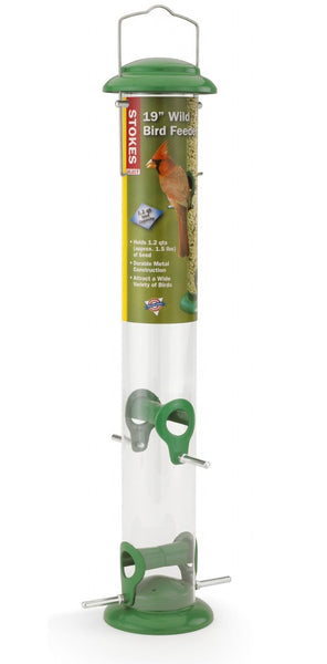 Stokes Select 38178 Wild Bird Feeder, 19""