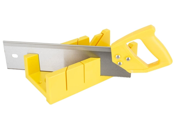 Vulcan JL42402 Plastic Mitre Box With Saw, 12""