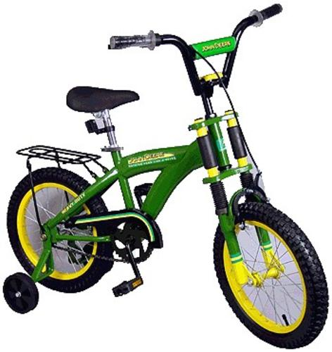 John Deere 35016 Heavy-Duty Bicycle, 16""