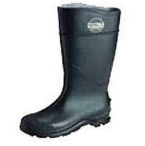 Servus 18821-9 Non-Insulated CT Safety Steel-Toe Mens Knee Boot, Black, Size 9