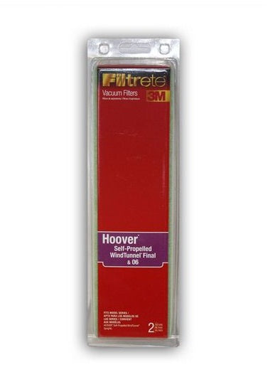 Filtrete 64804A-4 Hoover Self Propelled Final Filter