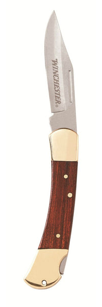Fiskars 22-41323 Winchester Folding Knife, Locking Liner