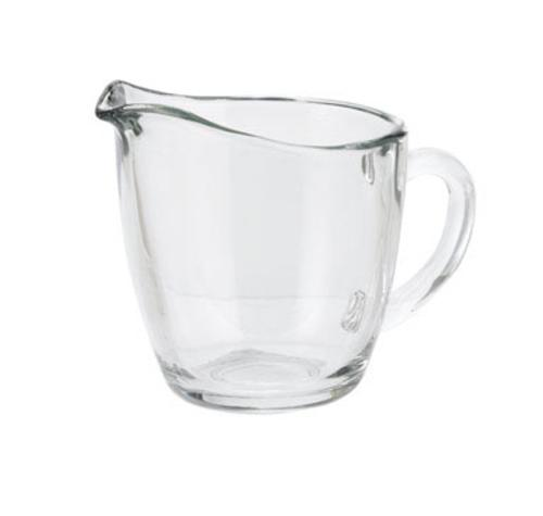 Anchor Hocking 64191B Presence Crystal Creamer, 11 Oz.