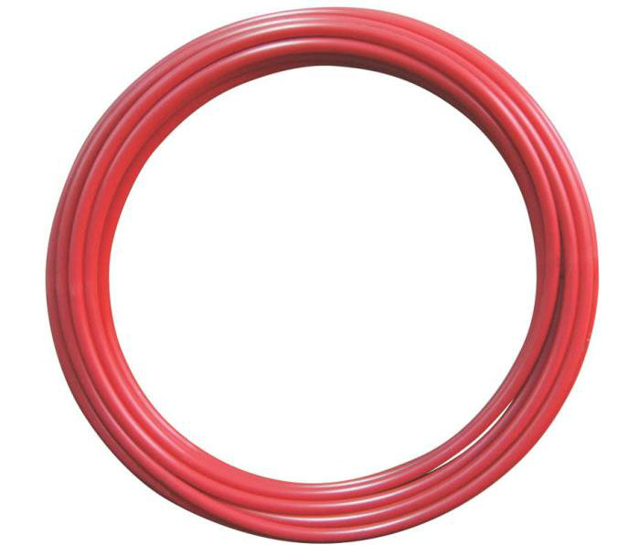 "Apollo APPR10012 Red PEX Pipe, 1/2"" X 100'"