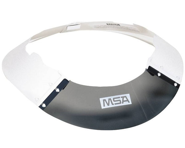 Safety Works 281-SSE-CAP MSA Sun Shield, Smoke Tint